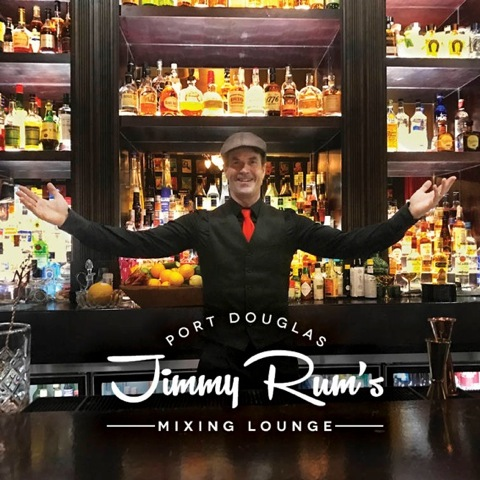 Jimmy rum's cocktail lounge port douglas