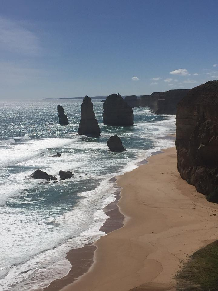 12 apostles, great ocean road