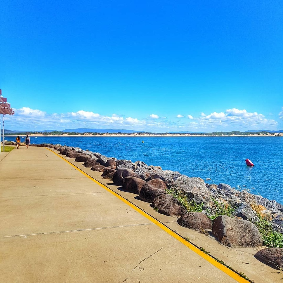 cooktown foreshore