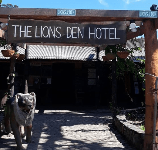 the lions den hotel, far north queensland