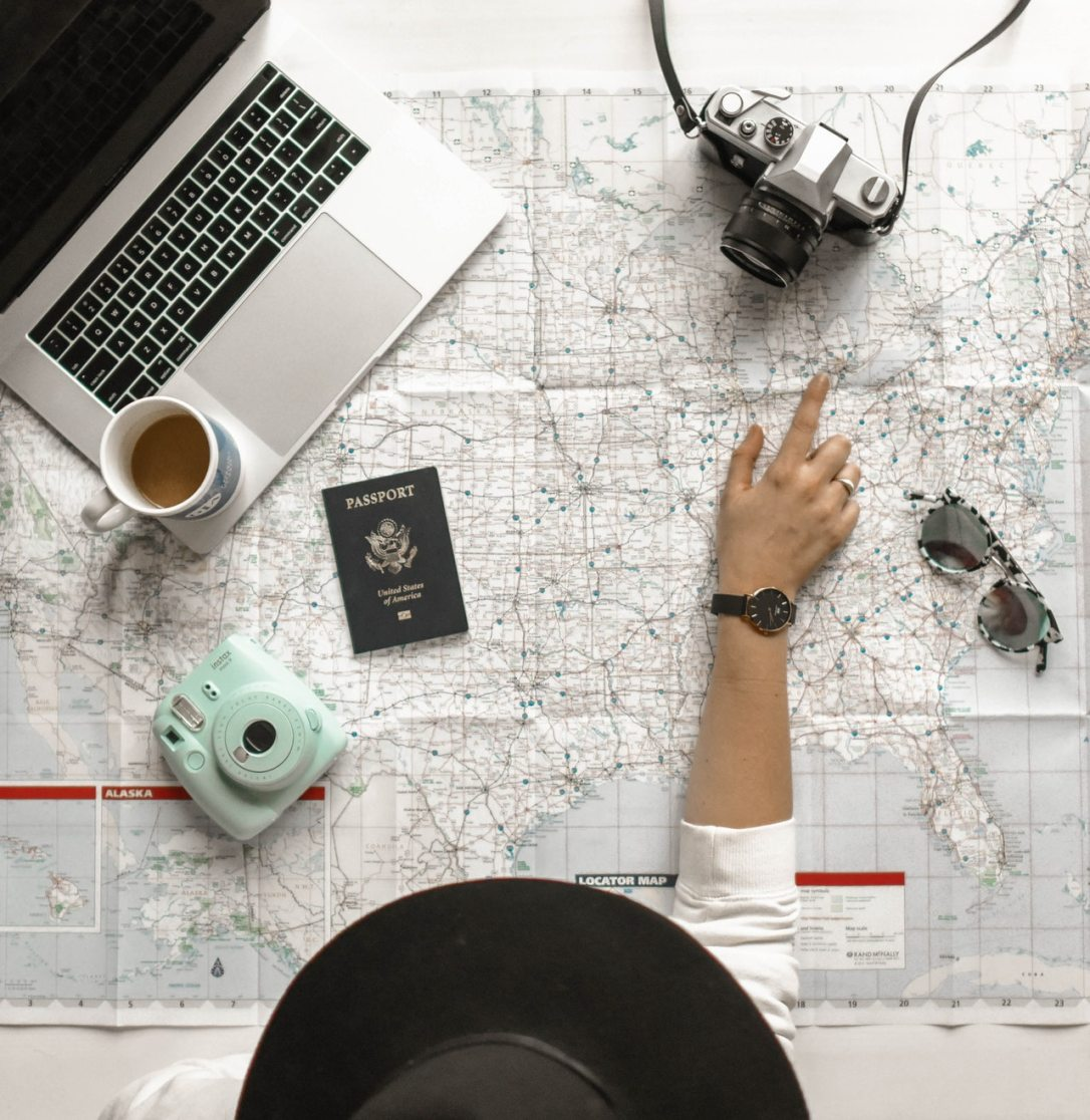 travel activities to do from home
